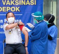 Jubir GTPPC Depok: Belum Terapkan Denda Bagi Warga Menolak Vaksin Covid-19