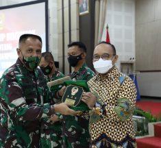 Staf Ahli KASAD Gelar FGD Kemampuan Literasi Digital Prajurit TNI