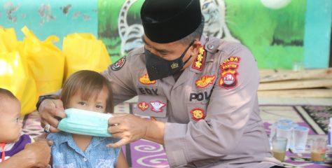 Polda Banten Ajak Masyarakat Terapkan Protokol Kesehatan